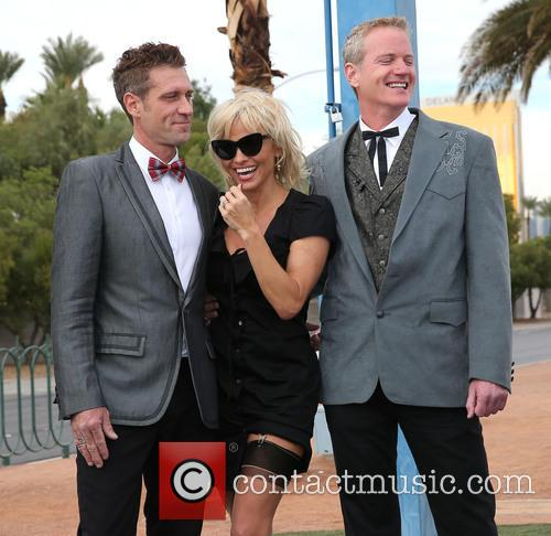 Jack Ryan, Pamela Anderson and Dan Mathews 11