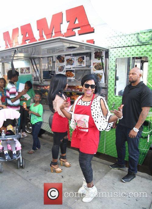 Sean Kingston, Mama Kingston and Soulja Boy 4