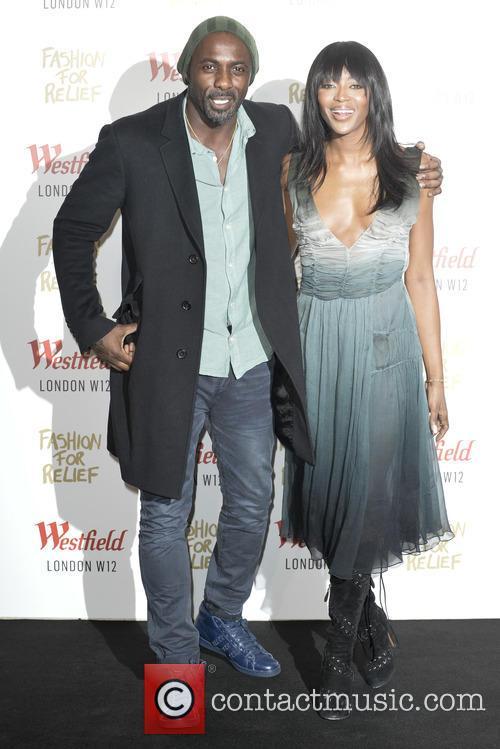 Idris Elba and Naomi Campbell 6