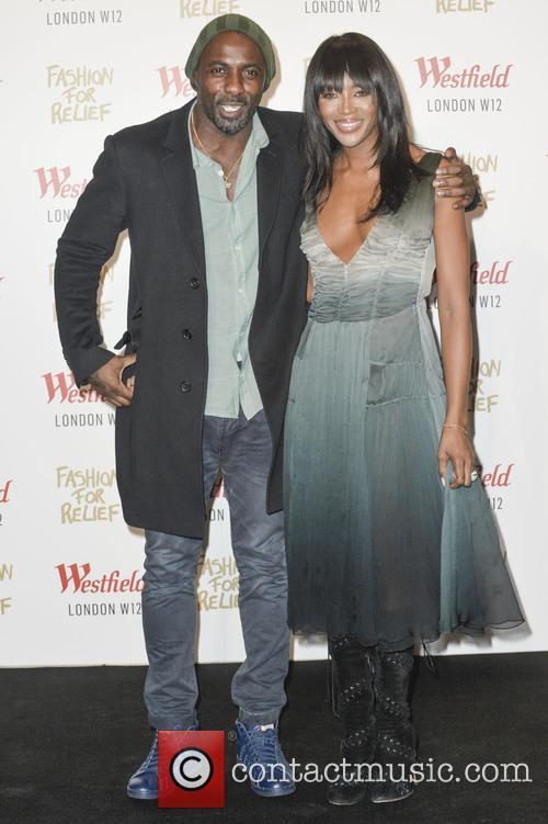 Idris Elba and Naomi Campbell 7