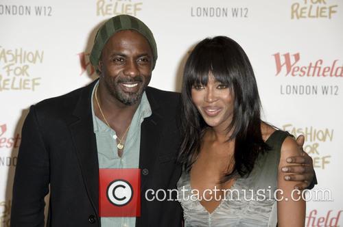 Idris Elba and Naomi Campbell 10