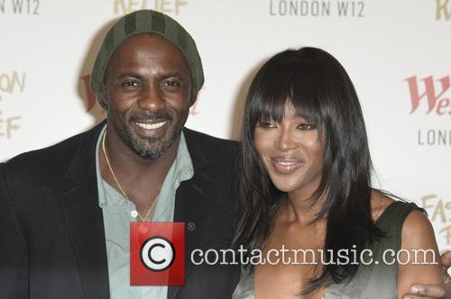 Idris Elba and Naomi Campbell 11