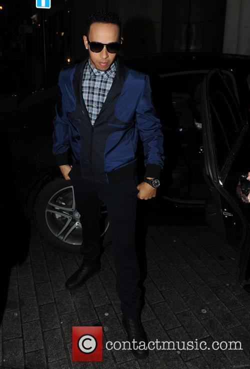 Lewis Hamilton 3