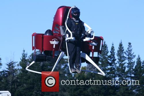 Jetpacks, Tested and Emergency Rescue Service 7