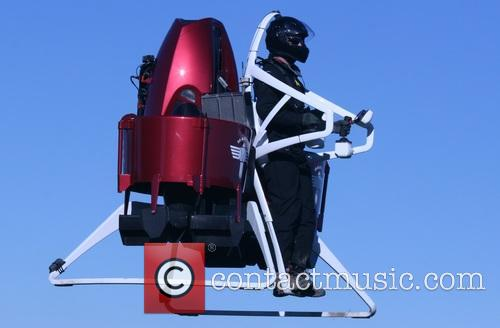 Jetpacks, Tested and Emergency Rescue Service 1