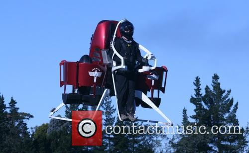 Jetpacks, Tested and Emergency Rescue Service 8