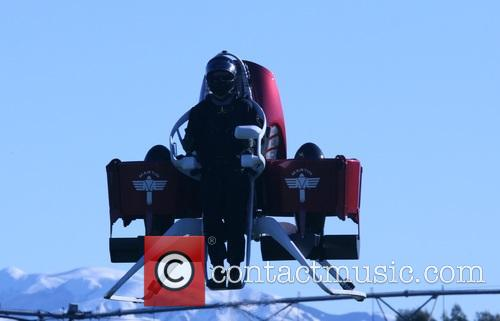 Jetpacks, Tested and Emergency Rescue Service 9