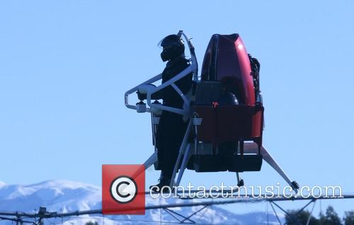 Jetpacks, Tested and Emergency Rescue Service 10
