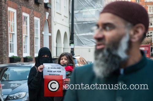 Jayda Fransen, Britian First, Anjem Choudary and London 2