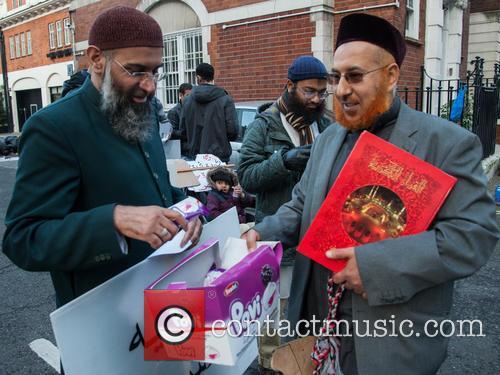 Jayda Fransen, Britian First, Anjem Choudary and London 4