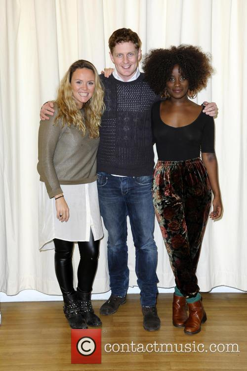 Charlie Brooks, Gerard Mccarthy and Vanessa Babirye 5