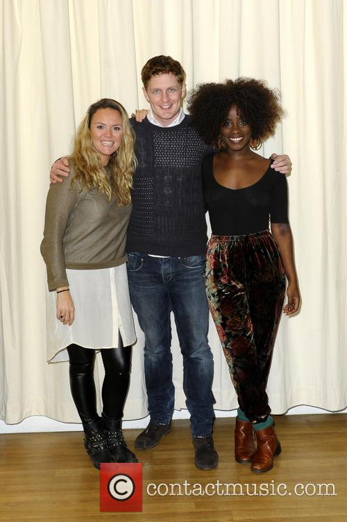 Charlie Brooks, Gerard Mccarthy and Vanessa Babirye 6