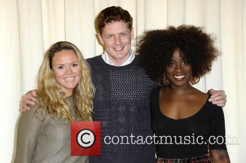 Charlie Brooks, Gerard Mccarthy and Vanessa Babirye 7