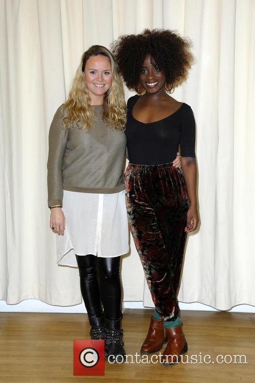 Charlie Brooks and Vanessa Babirye 2