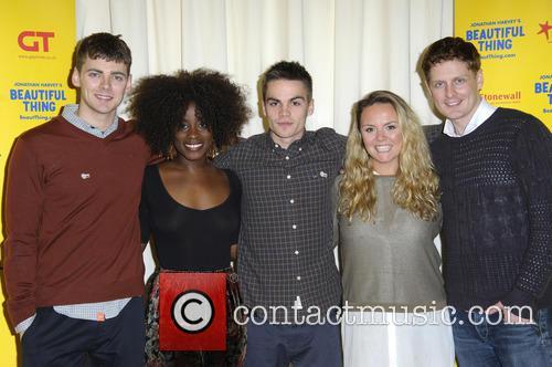 Thomas Law, Vanessa Babirye, Sam Jackson, Charlie Brooks and Gerard Mccarthy 4
