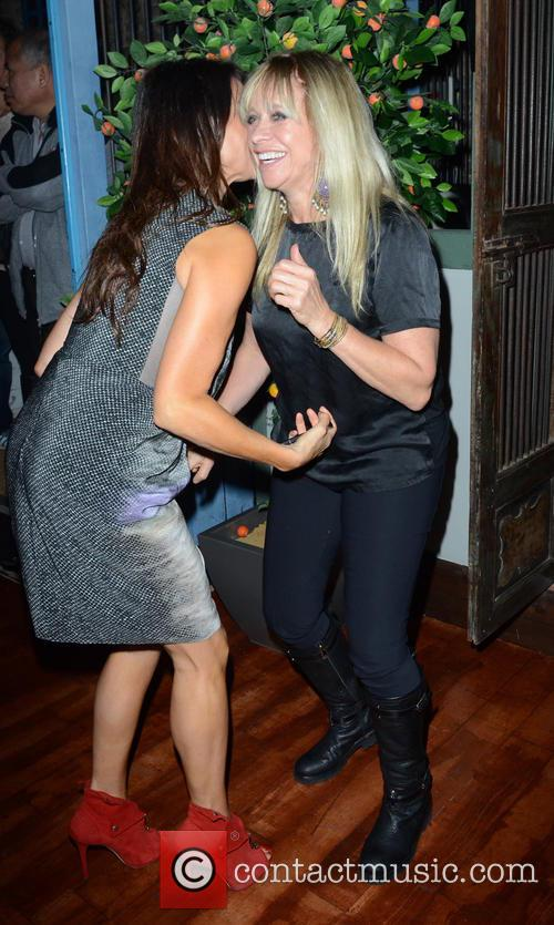 Lizzie Cundy and Jo Wood 2