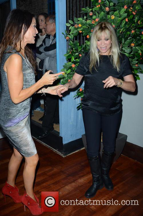Lizzie Cundy and Jo Wood 4