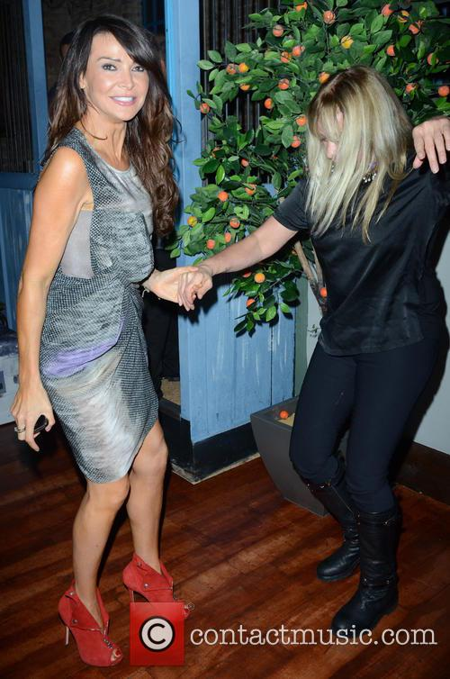 Lizzie Cundy and Jo Wood 5