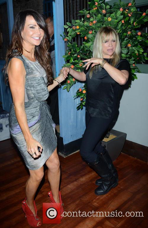 Lizzie Cundy and Jo Wood 6