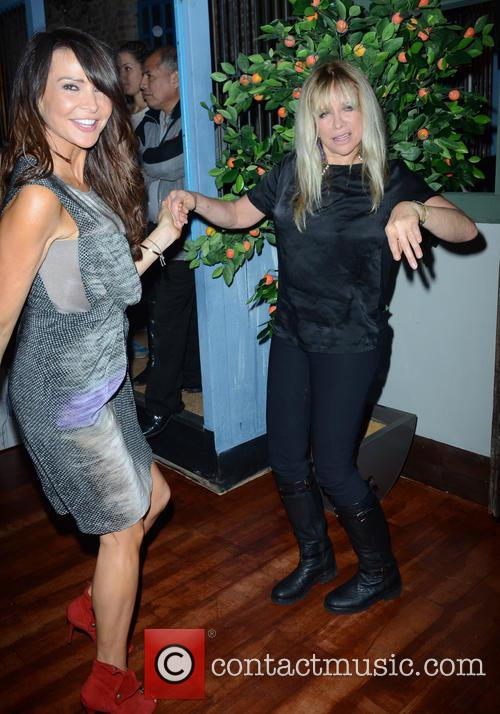 Lizzie Cundy and Jo Wood 7