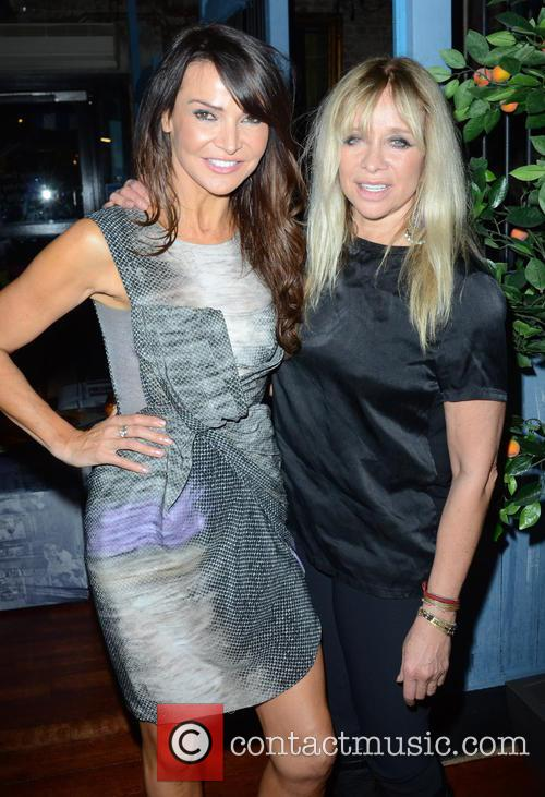 Lizzie Cundy and Jo Wood 8