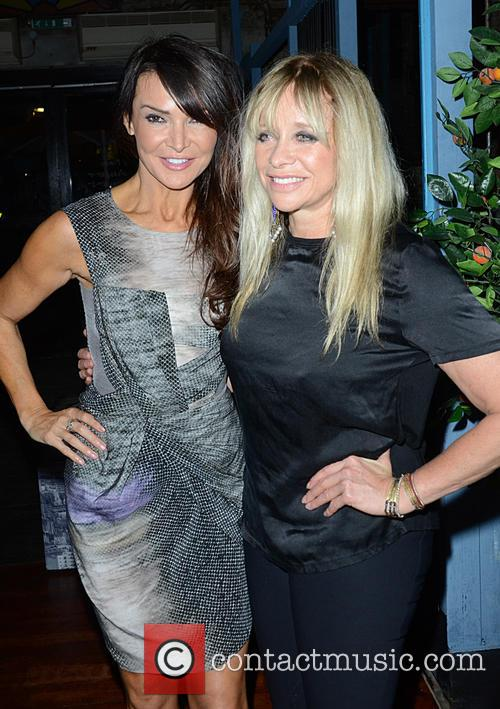Lizzie Cundy and Jo Wood 10