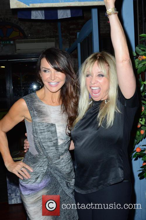 Lizzie Cundy and Jo Wood 11