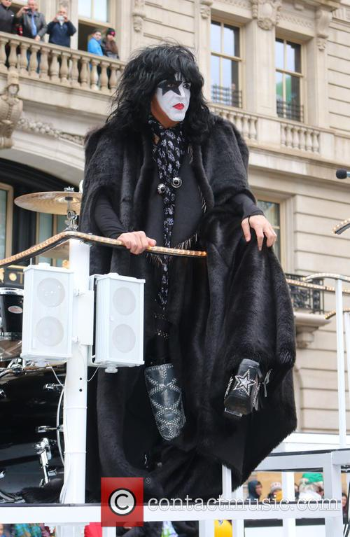 Paul Stanley and Kiss 1