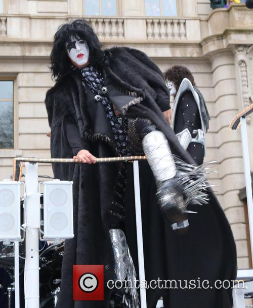 Paul Stanley and Kiss 4