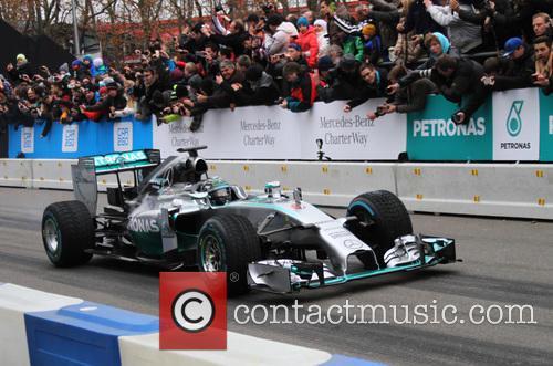 Nico Rosberg 5