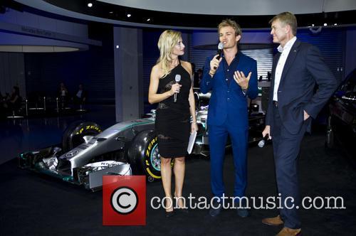 Dr. Thomas Weber, Nico Rosberg and Sarah Valentina Winkhaus 10