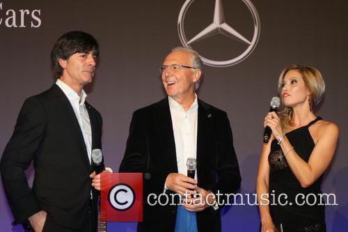Joachim Loew, Joachim Löw and Franz Beckenbauer 3
