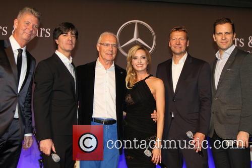 Joachim Loew, Joachim Löw and Franz Beckenbauer 5