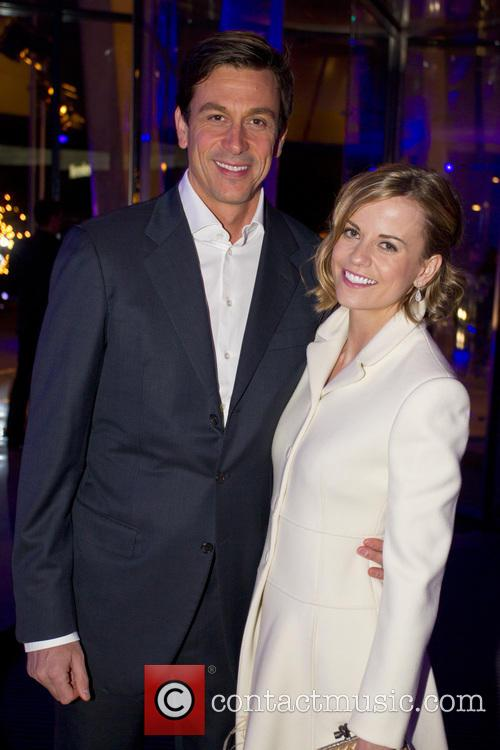 Toto Wolff and Susie Wolff 6