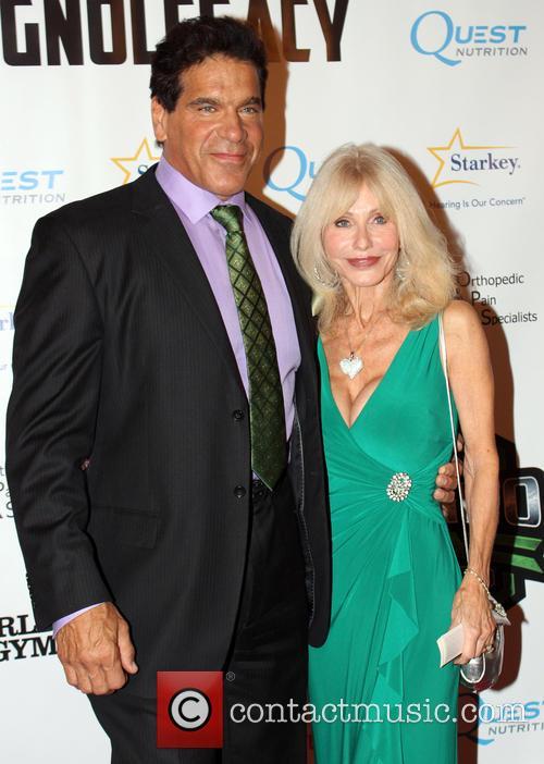 Lou Ferrigno and Carla Ferrigno 5