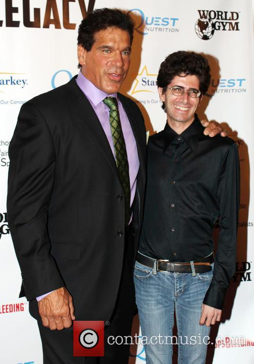 Lou Ferrigno and Joe Filippone 9