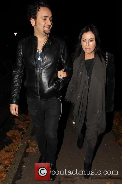 Jessie Wallace and Tim Arnold 6