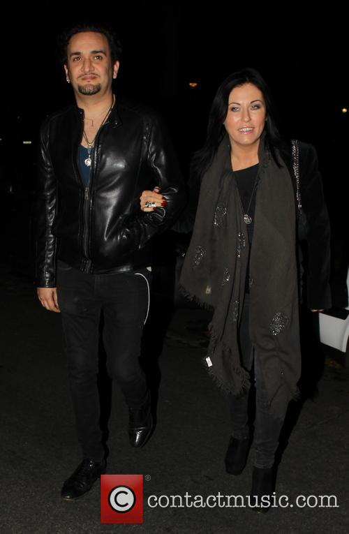 Jessie Wallace and Tim Arnold 7