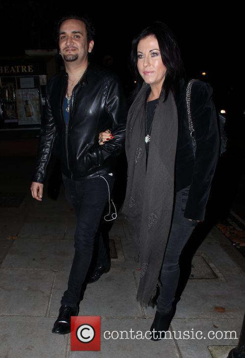 Jessie Wallace and Tim Arnold 8