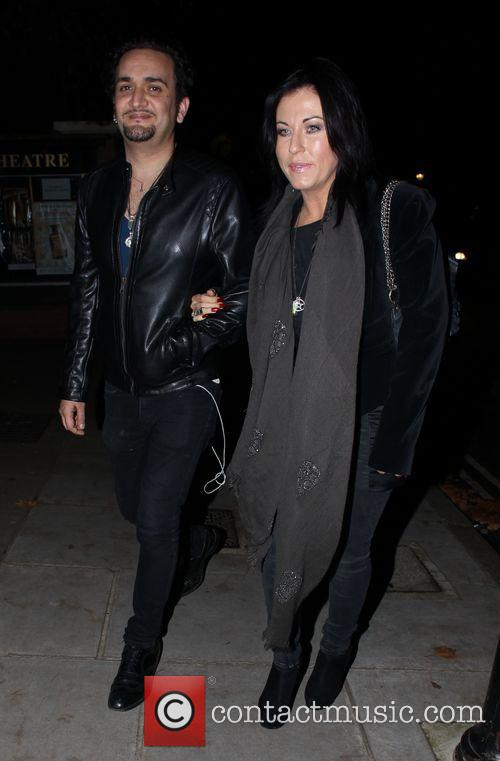 Jessie Wallace and Tim Arnold 9