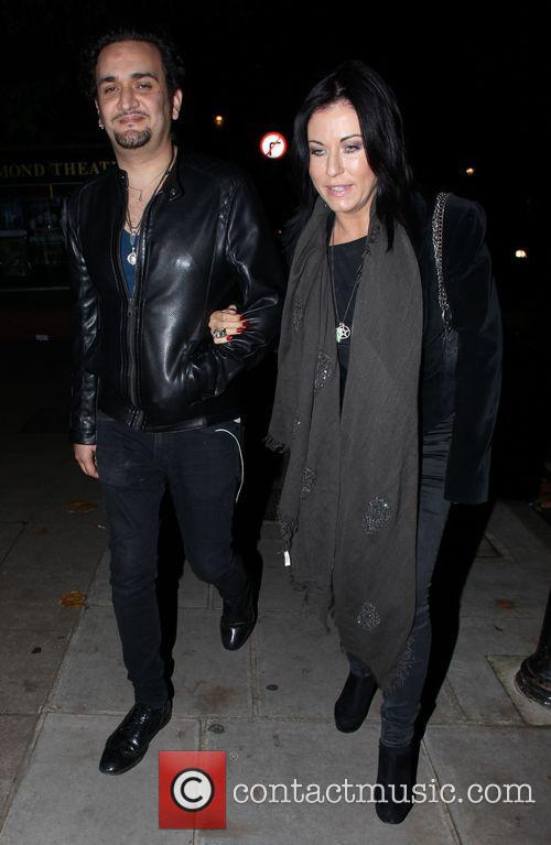 Jessie Wallace and Tim Arnold 10