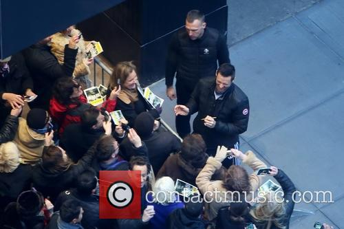 Bodyguard, Fans and Hugh Jackman 2