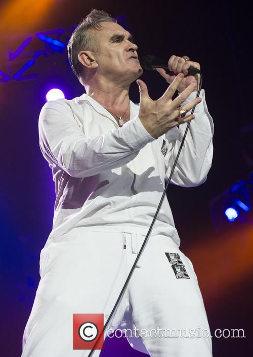 Morrissey Dismisses 'Bad Sex Award' As A
