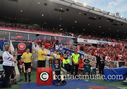 Sydney FC vs.e Western Sydney Wanderers
