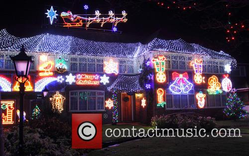Christmas Lights and Atmosphere 2
