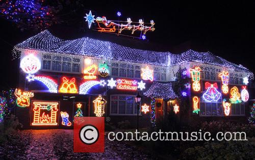 Christmas Lights and Atmosphere 4