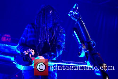 Korn and James Shaffer 7