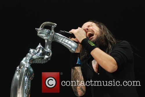 Korn and Jonathan Davis 11