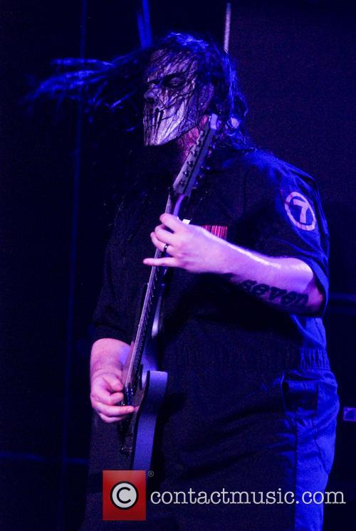 Slipknot, Skipknot and Mick Thomson 8