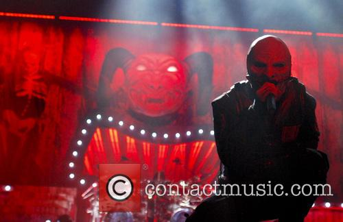 Slipknot and Corey Taylor 5